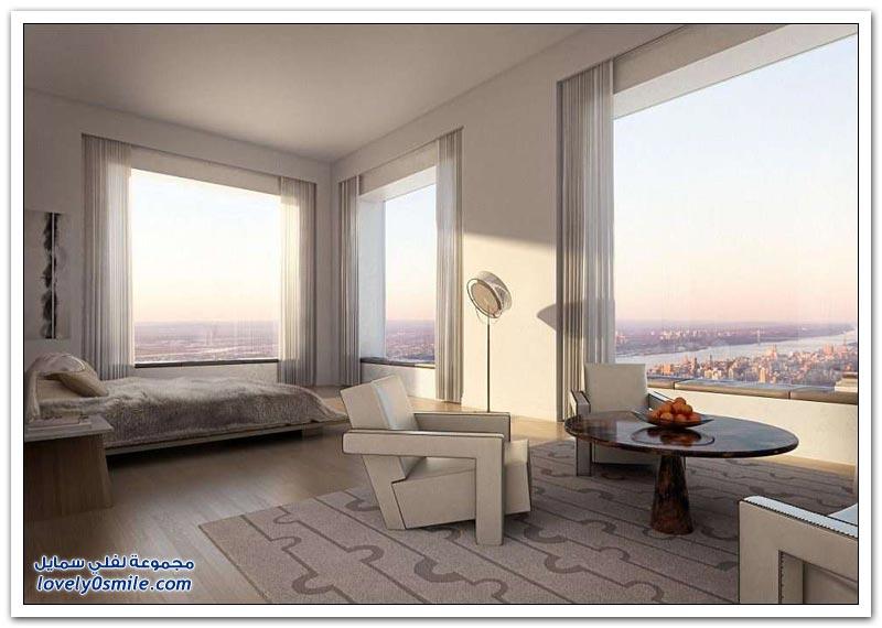 شقة بـ 95 مليون دولار في وسط مدينة منهاتن