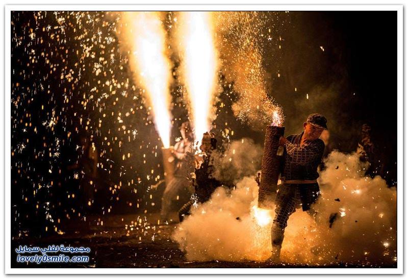 مسابقة ناشيونال جيوغرافيك لصور الرحالة عام 2014م