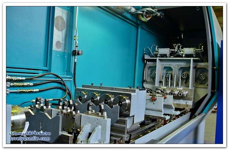 مصنع لإنتاج أسلحة القنص في روسيا