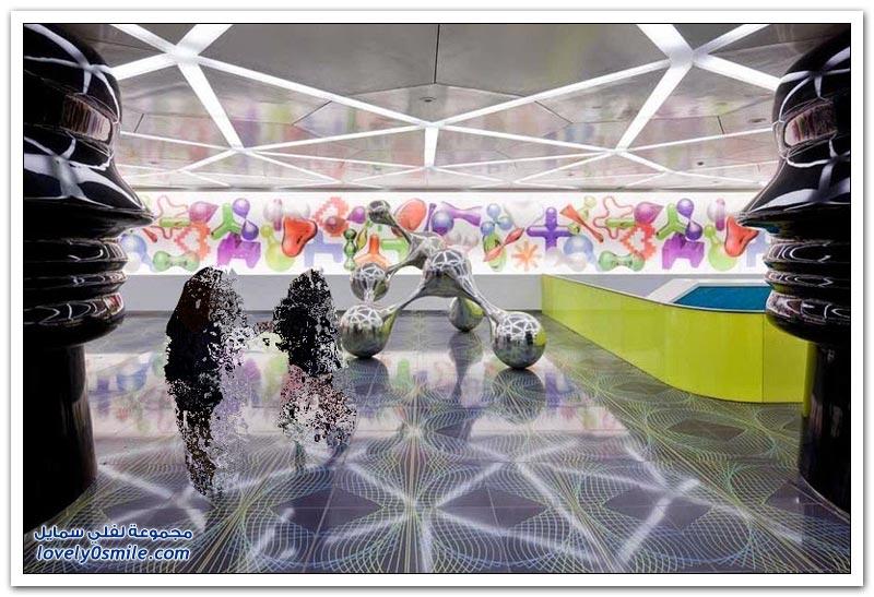 محطات المترو في نابولي تتحول إلى معارض فنية مذهلة