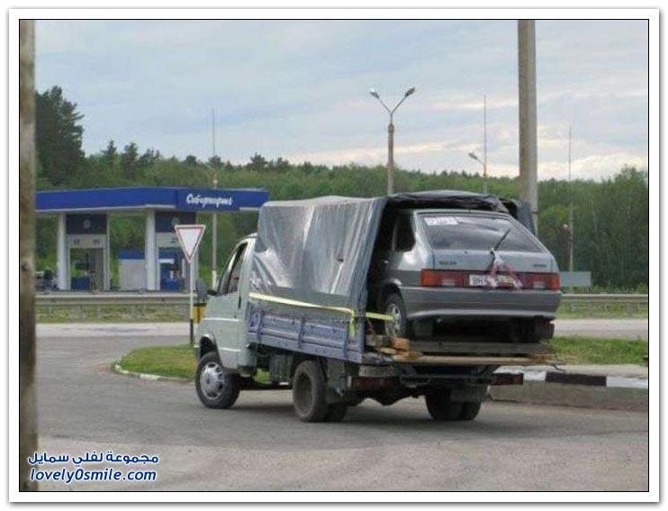 فقط في روسيا ج19