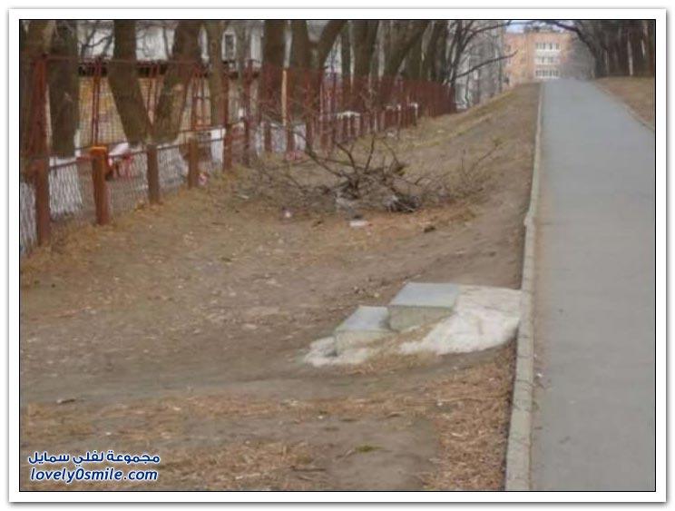 فقط في روسيا ج20