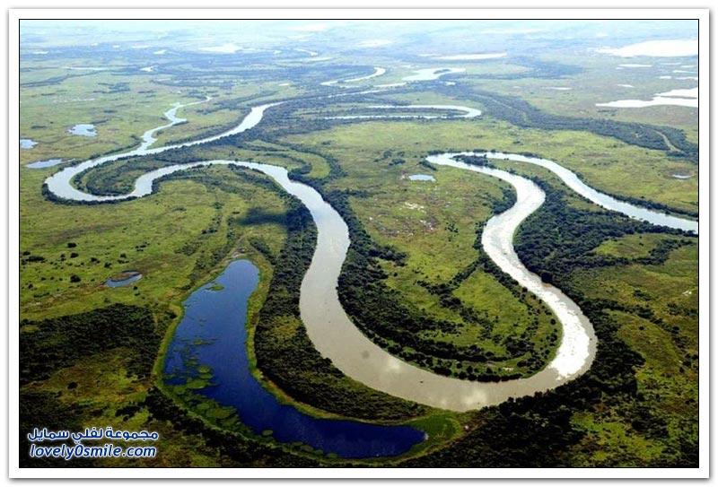 بانتانال، أكبر الأراضي الرطبة للمياه العذبة في العالم