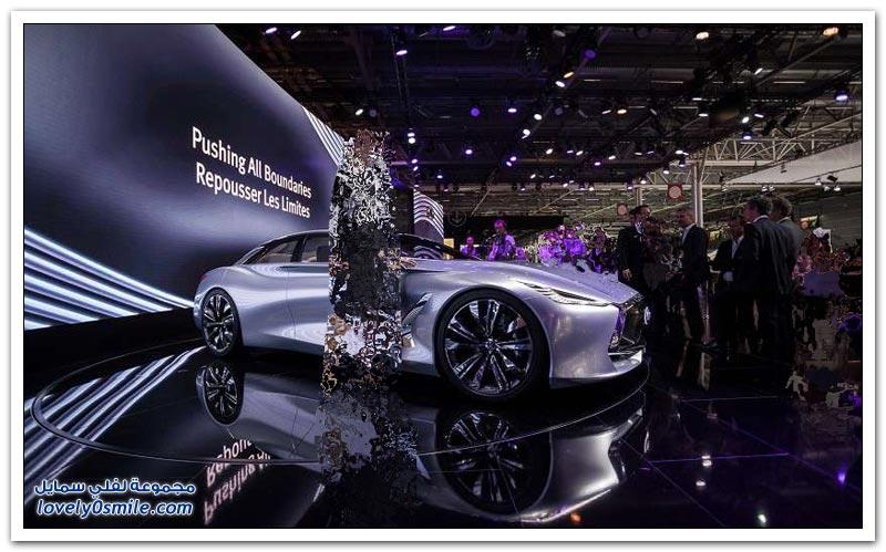 معرض باريس للسيارات 2014م