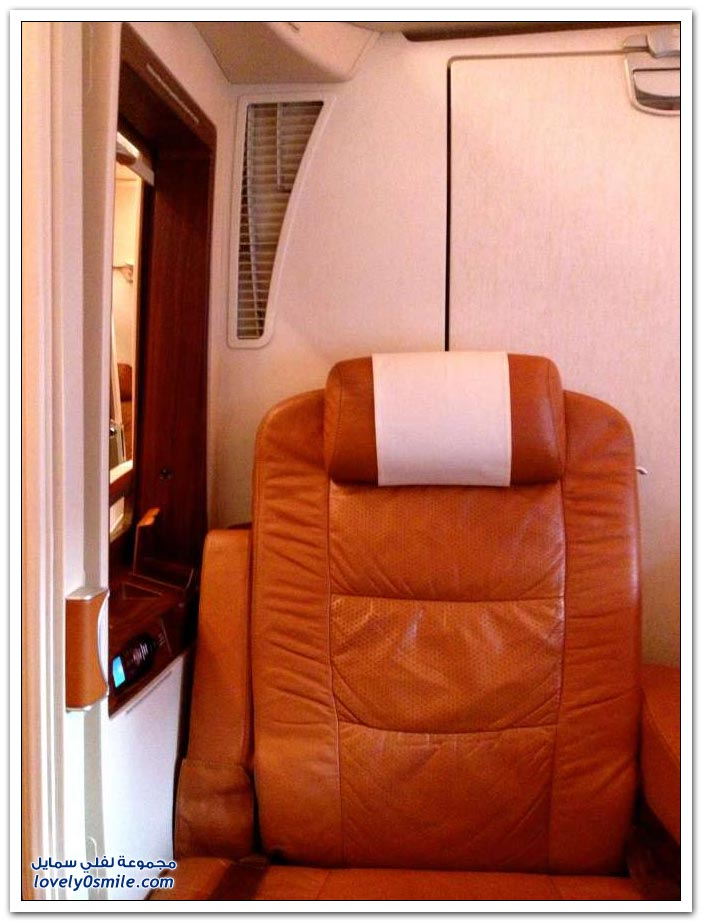 الأجنحة الفاخرة للخطوط الجوية السنغافورية