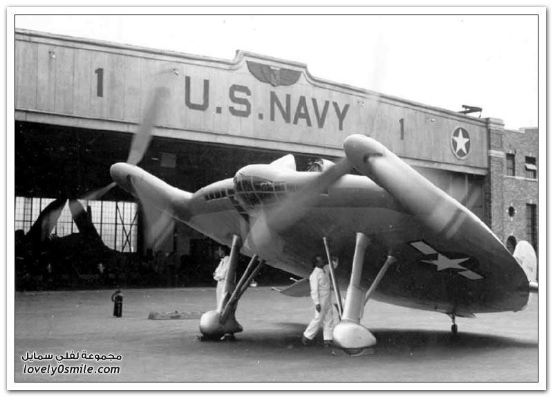 الطائرات الأكثر غرابة في تاريخ الطيران