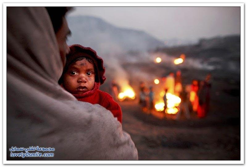 جهاريا.. بوابة الهند إلى الجحيم