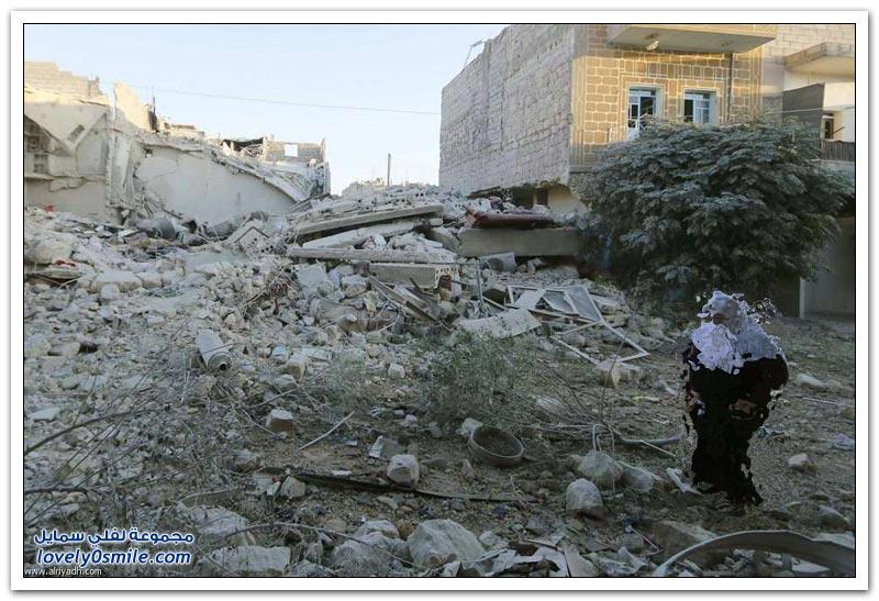 حلب... الحياة رغم أخطار الموت