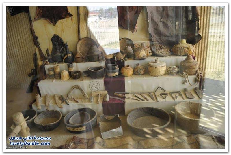 متحف الآثار في جازان