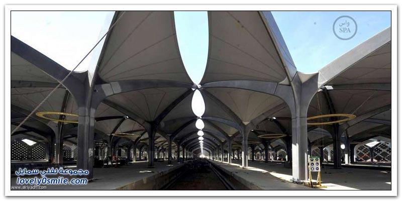 محطة قطار الحرمين