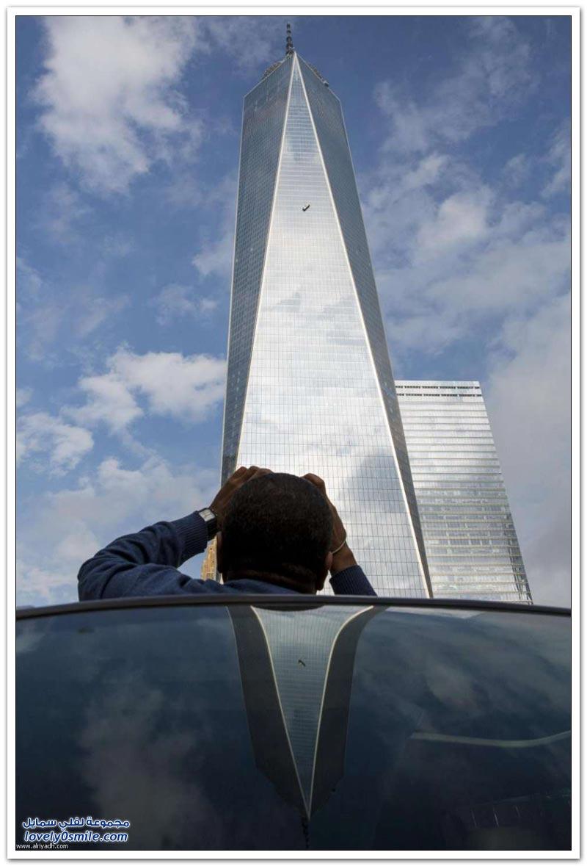 معلقان في سماء نيويورك