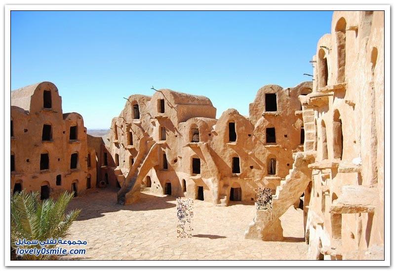 قصر أولاد سلطان في تونس
