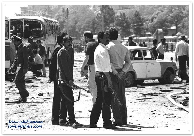 صور لأيام الغزو السوفيتي لأفغانستان