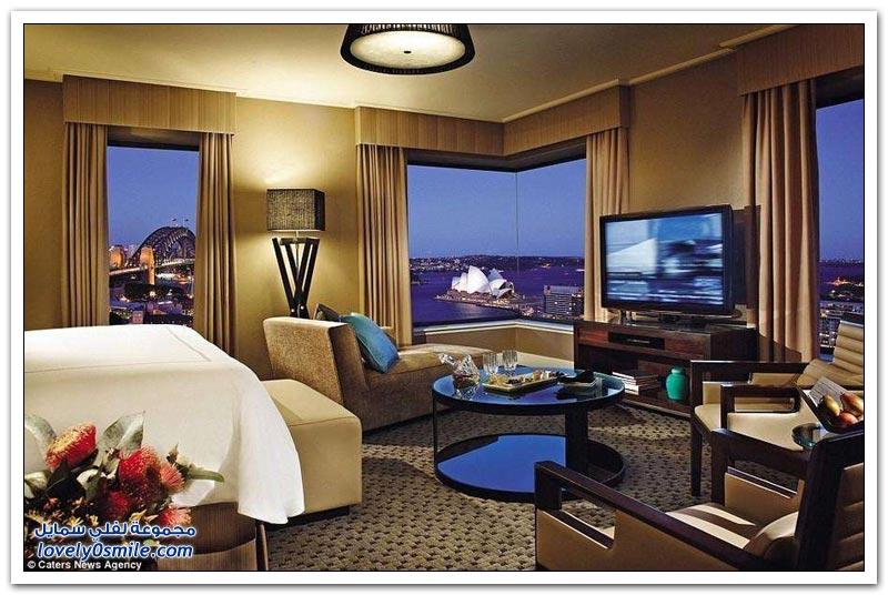 أفضل المناظر من نوافذ الفنادق