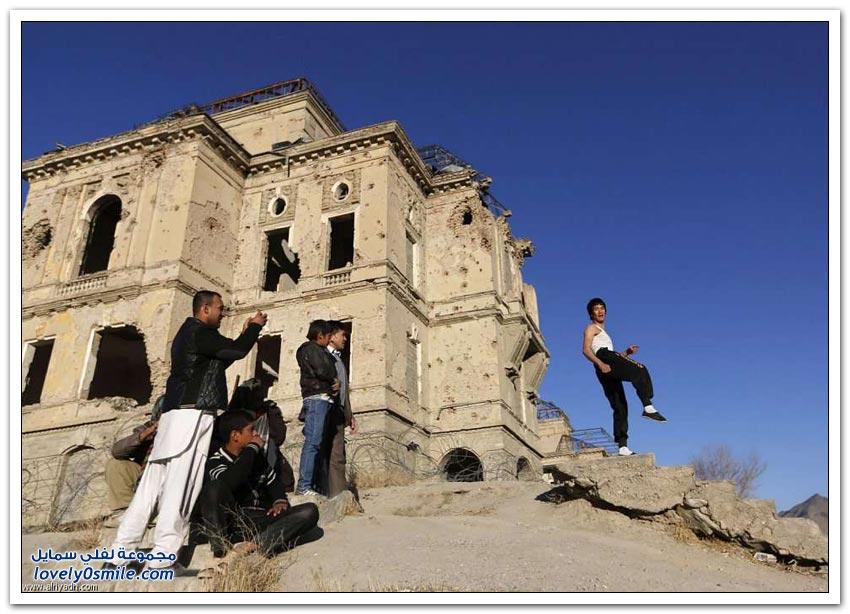 بروسلي الأفغاني