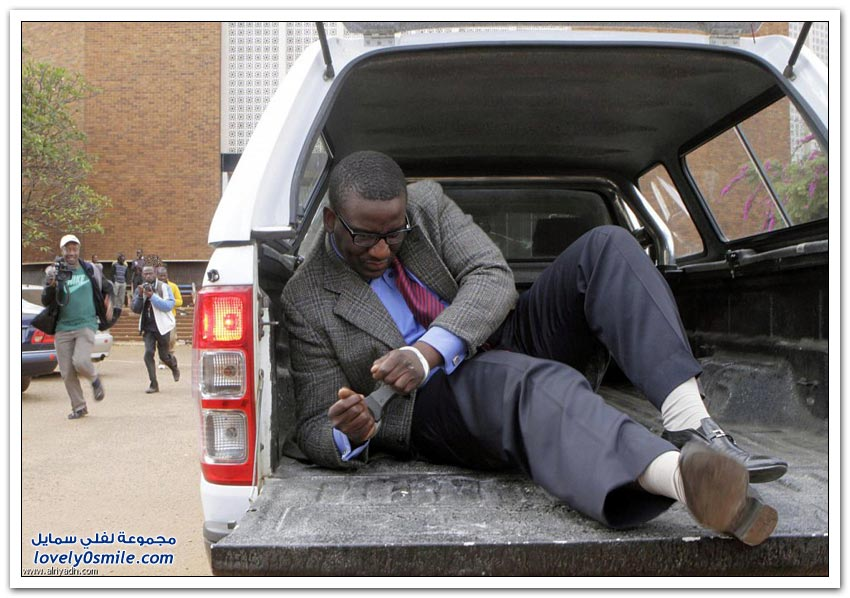 أقوى صور العام في أفريقيا 2014م