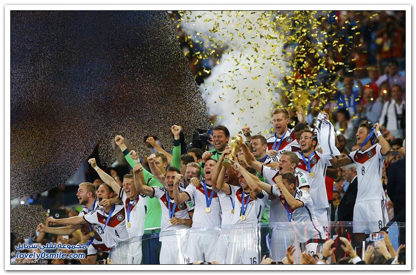 أفضل الصور الرياضية لعام 2014م