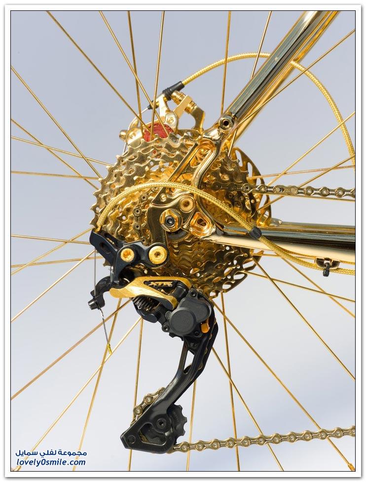 دراجة هوائية بقيمة نصف مليون دولار