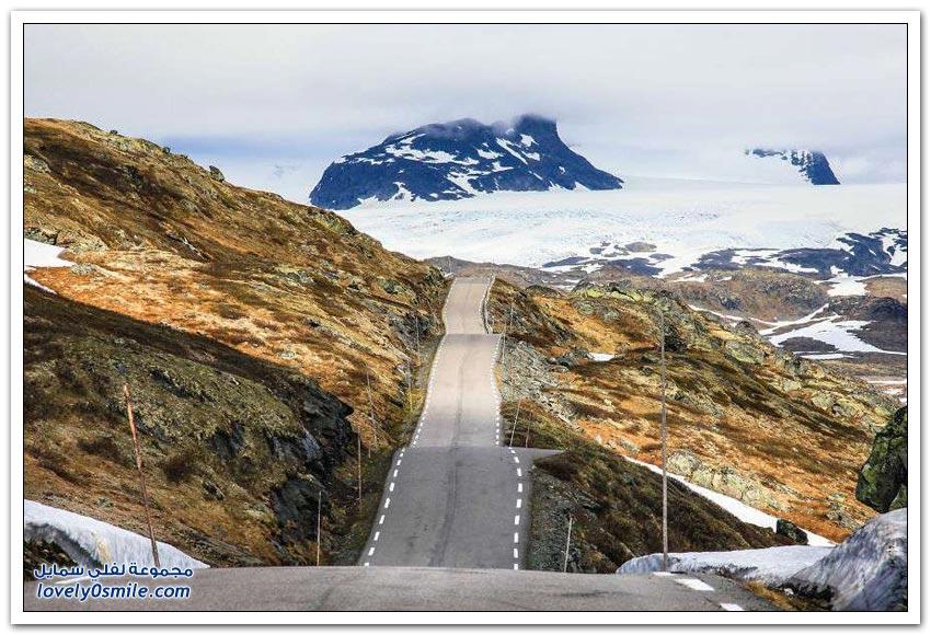 صور رائعة من النرويج