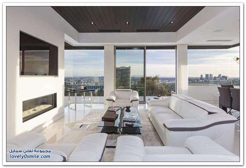 قصر في لوس أنجلوس بقيمة 19 مليون دولار
