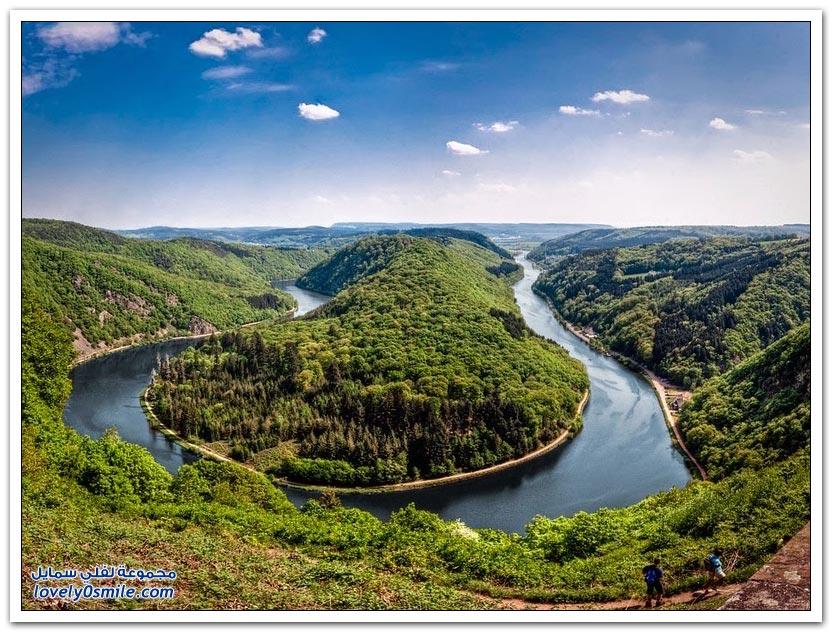 من أجمل المناظر الطبيعية في ألمانيا