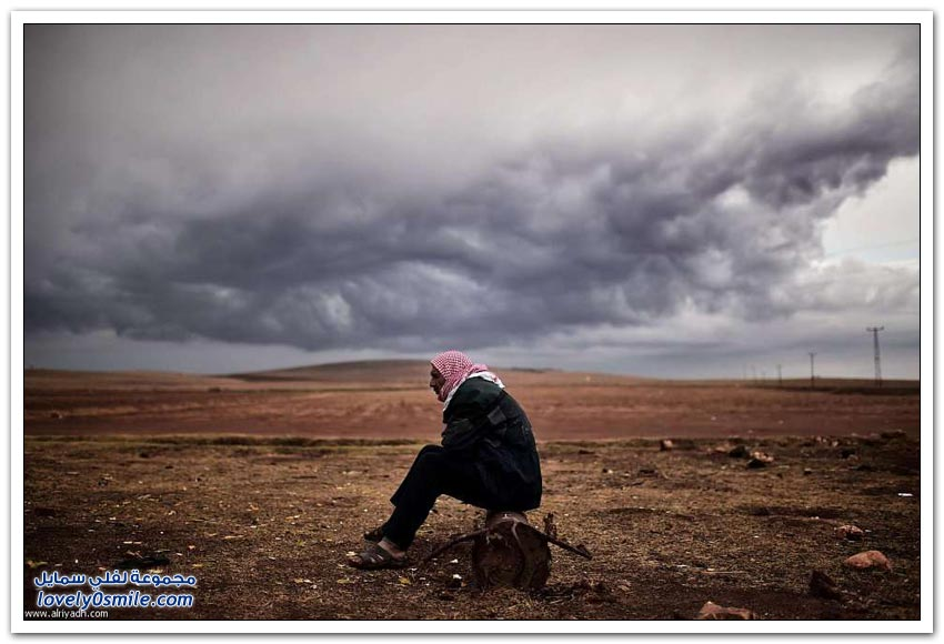 صور لعام 2014 في سوريا والعراق