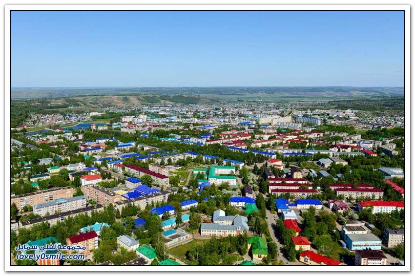 جولة في جمهورية تتارستان