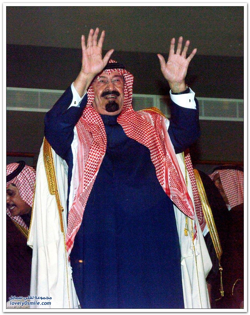 عبدالله بن عبدالعزيز في صور