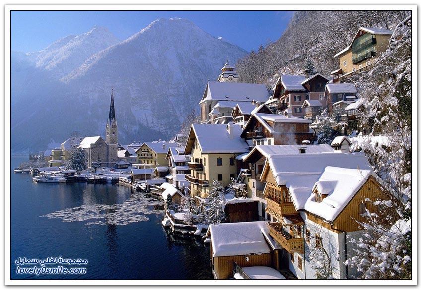 مناظر رائعة من النمسا