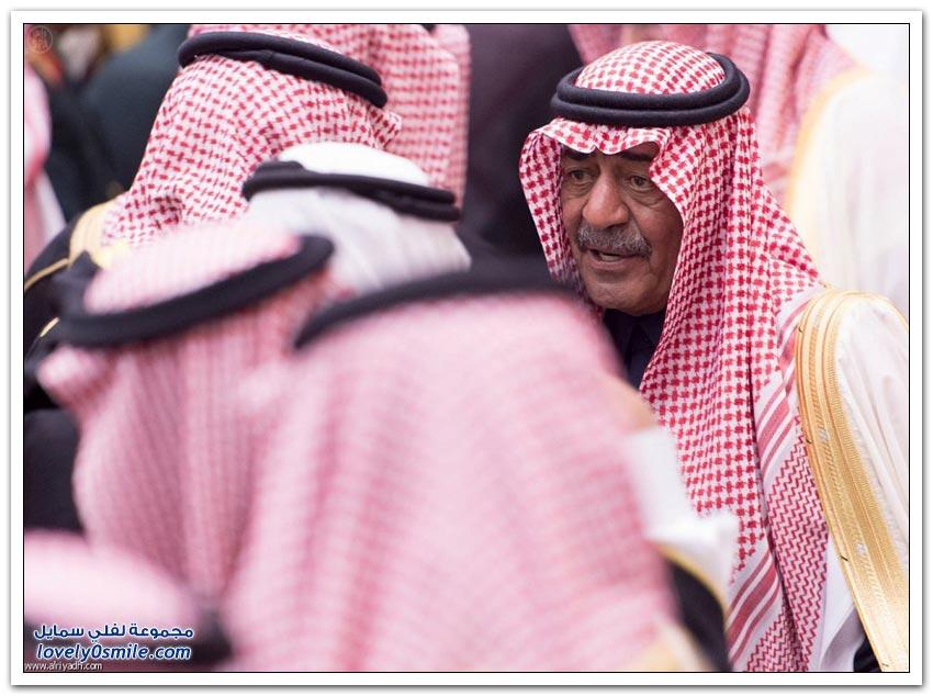 صور لمبايعة سلمان ملكاً