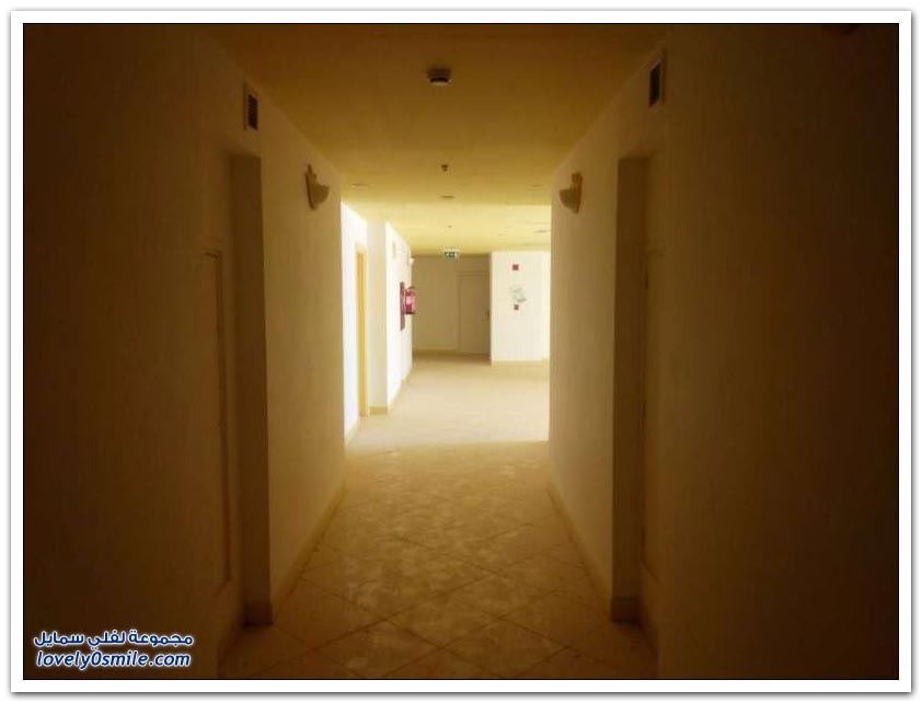 فندق مهجور خمس نجوم في شرم الشيخ بمصر
