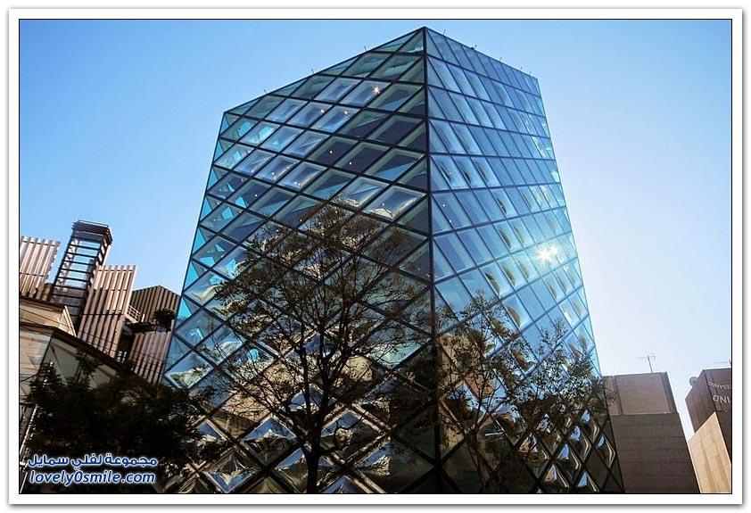 المباني المميزة في طوكيو