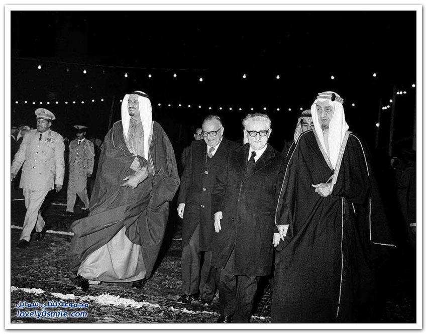 تاريخ المملكة وحياة الملك سلمان