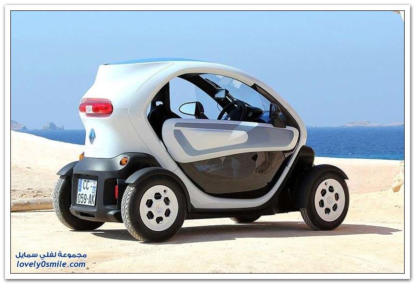 السيارة الأكثر غرابة في العالم