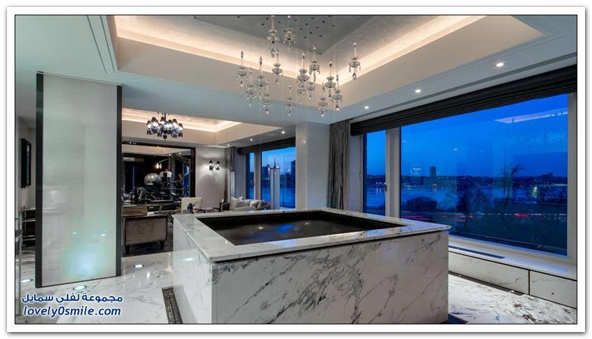 شقة أحد أغنياء العرب في نيويورك
