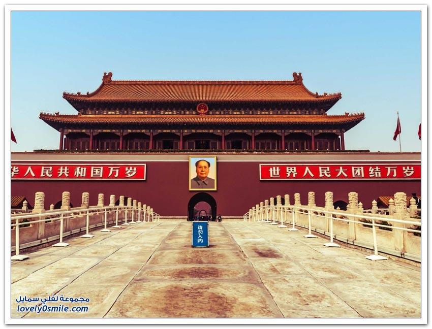 معالم الجذب السياحي في الصين
