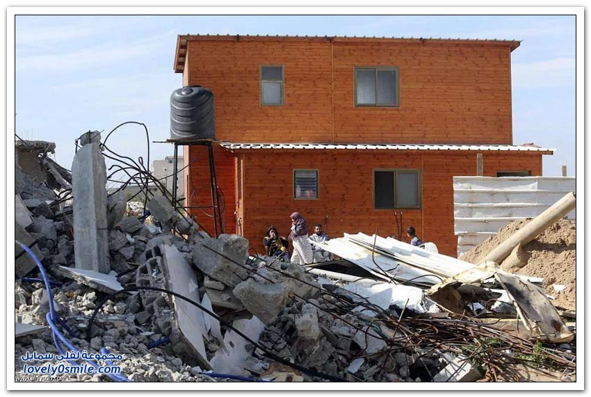 غزة ما زالت في أطلالها