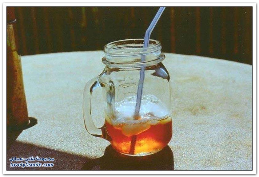 الشاي في بعض دول العالم