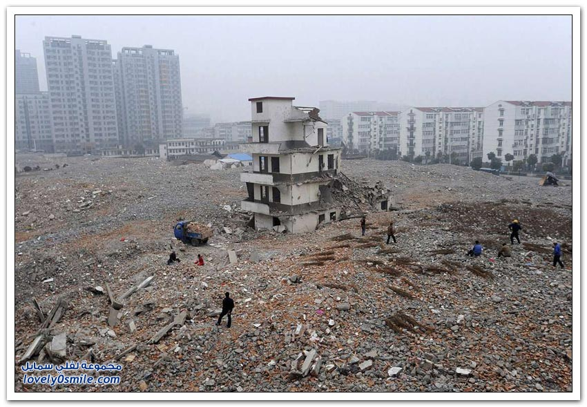 في الصين .. واحد ضد الكل