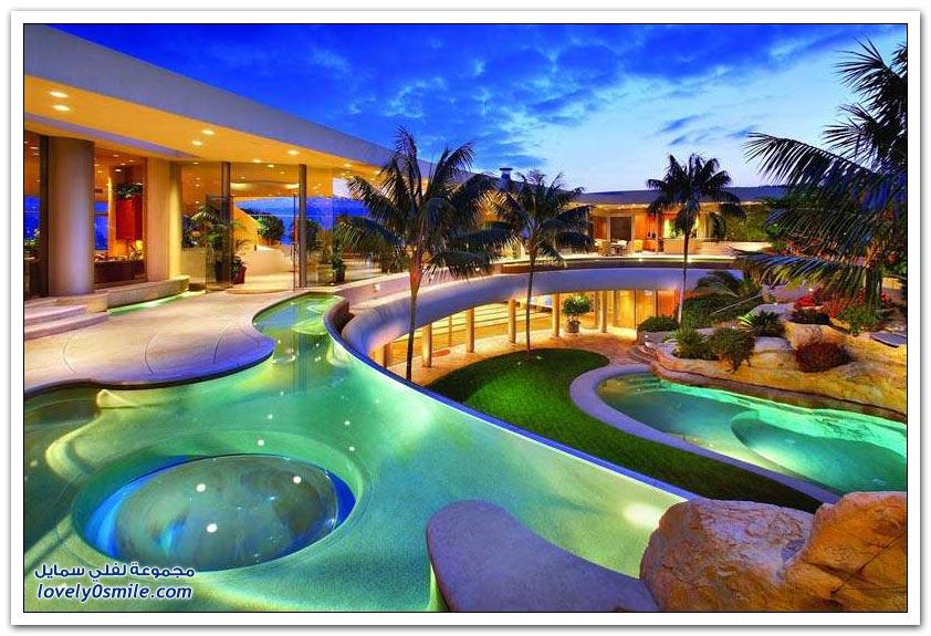 منزل فاخر بقيمة 18 مليون دولار لفلي سمايل