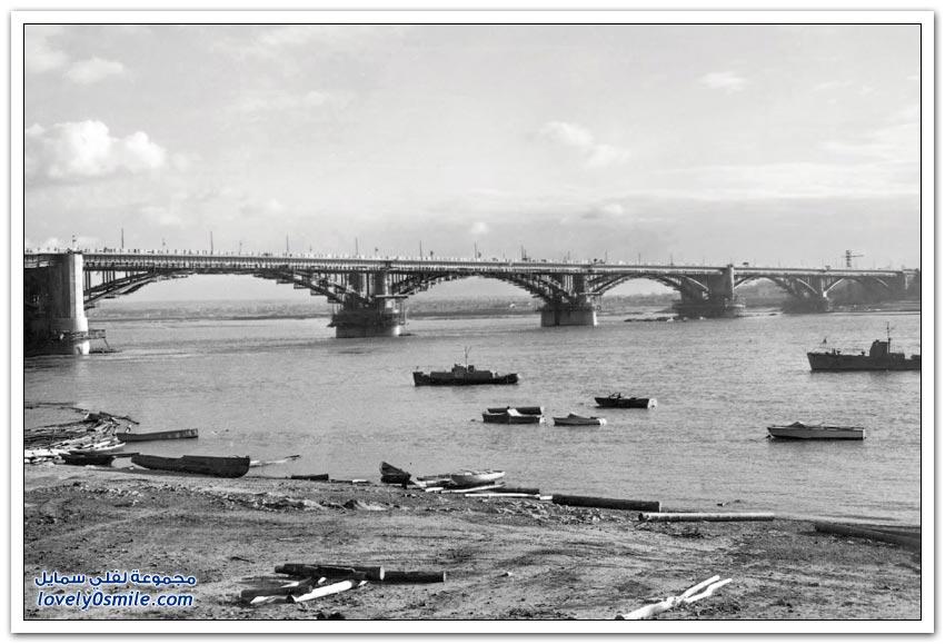 مدينة نوفوسيبيرسك الروسية بين الماضي والحاضر