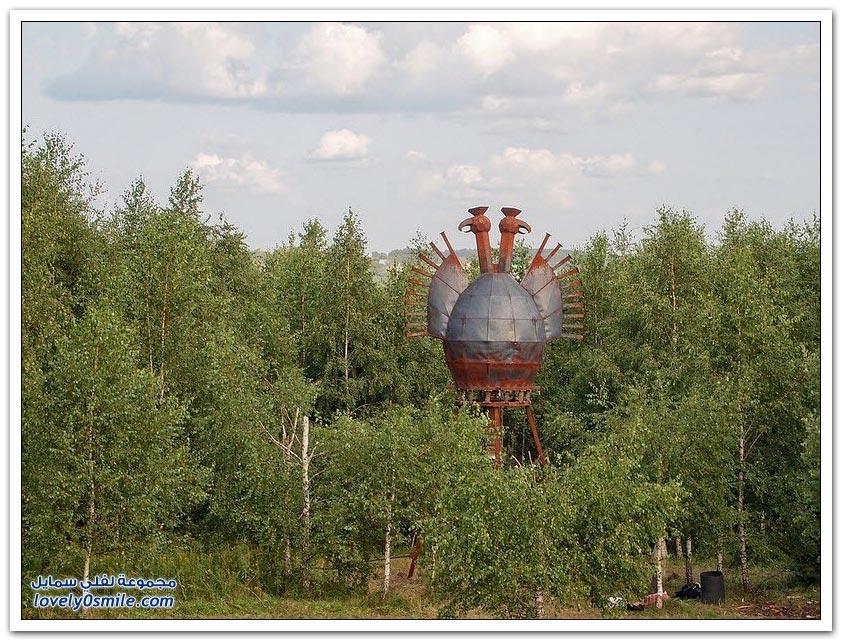 أكبر مهرجان للفنون في روسيا