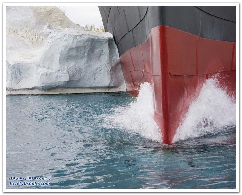 متحف تيتانيك بمدينة برانسون الأمريكية