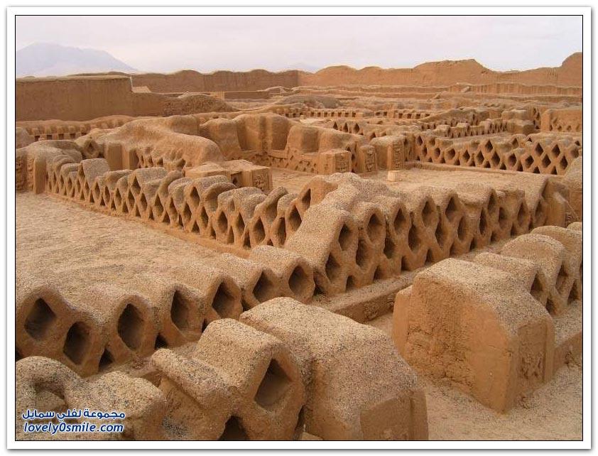 تشان تشان، عاصمة مملكة تشيمو في البيرو