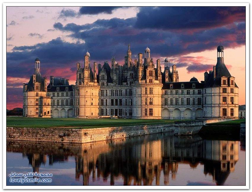 قلعة شامبور في فرنسا
