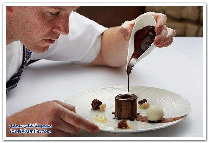 أحد مصانع الشوكولاته في روسيا