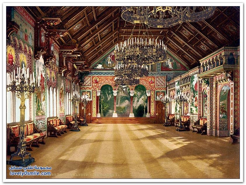 قصر نويشفانشتاين في ألمانيا