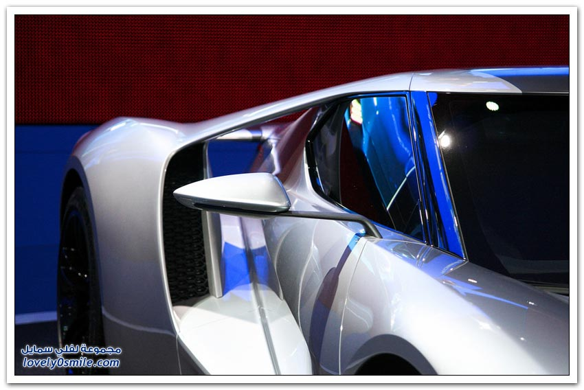 معرض نيويورك الدولي للسيارات 2015م