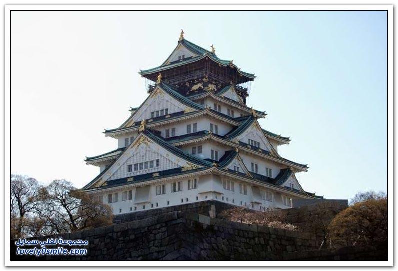 من أجمل القلاع والقصور حول العالم
