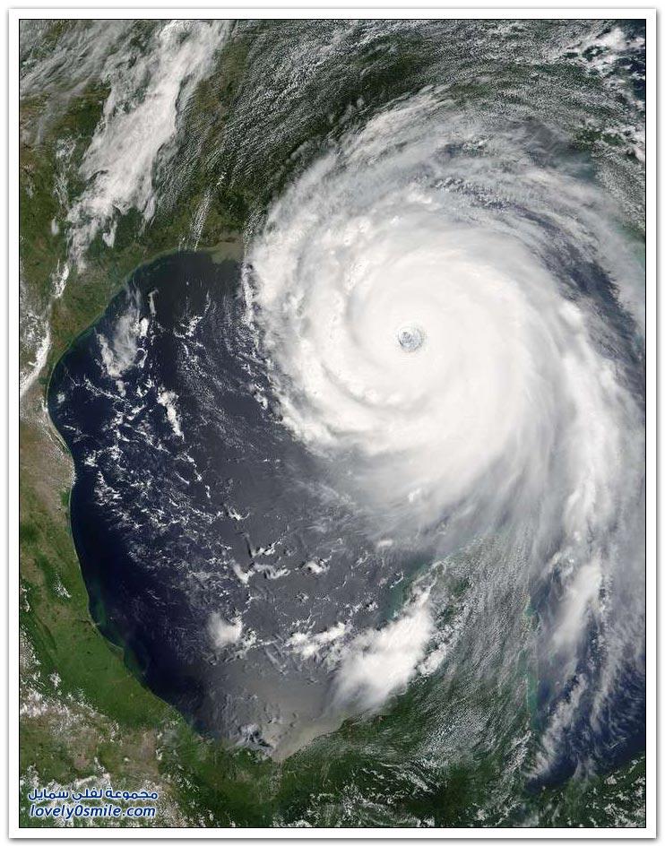الأعاصير الأكثر تدميرا في السنوات الـ 20 الماضية